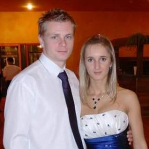 Peter a Veronika Karvašovci